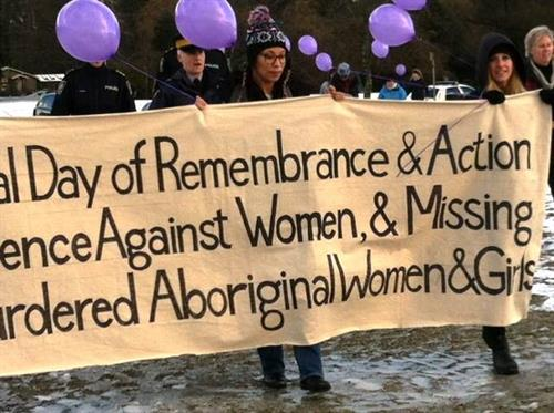 National Day of Remembrance and Action on Violence Against Women, December 6th