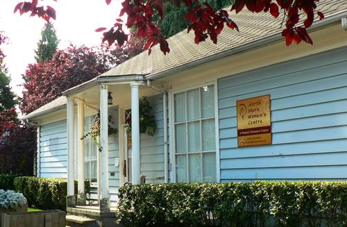 North Shore Women's Centre, 131 East 2nd Street, North Vancouver