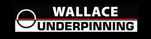 Wallace Underpinning Logo