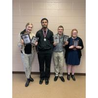 Marion High School/MRCC students advance to state business competition