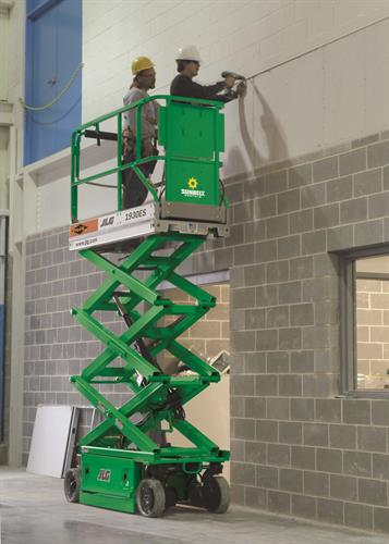 For any high-reach applications, Sunbelt Rentals offers a broad selections of aerial work platforms.