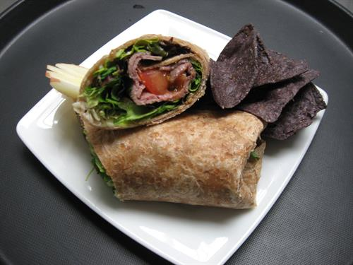 unch Wraps