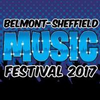 Belmont Sheffield Music Festival