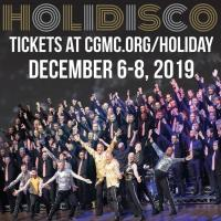 Chicago Gay Men's Chorus Presents Holidisco