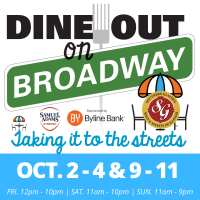 Dine Out on Broadway