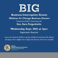 Business Interruption Grant Webinar