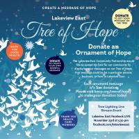 Tree of Hope: Donations & Live Tree Lighting