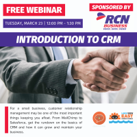 Introduction to CRM Sponsored by RCN