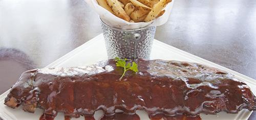 Tamarind & Chipotle BBQ Ribs