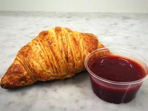 Croissant by Velvet Dessert