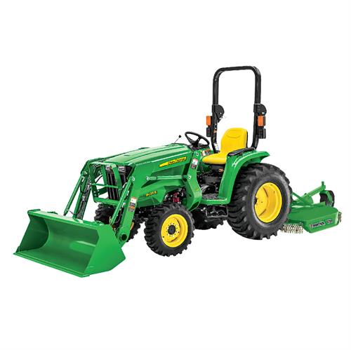 Utility Tractors, new and used.