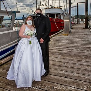 May 2020 Covid wedding