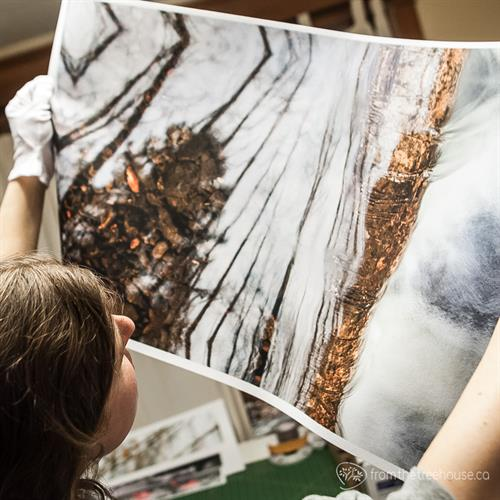 Fine Art Printing on canvas, photo paper, and fine art paper