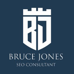Bruce Jones SEO Logo
