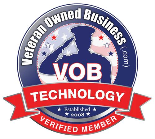 Proud to be a Veteran Owned Business - US Army