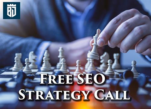 Contact Me For A Free 1 Hour SEO Strategy Call