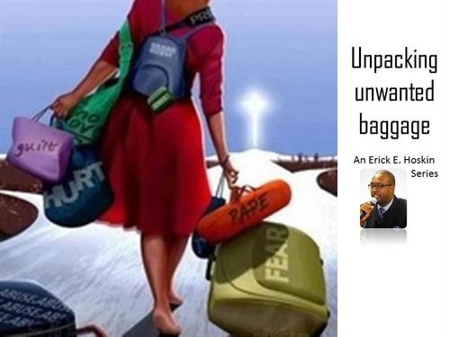 Unpacking, unwanted baggage - the series