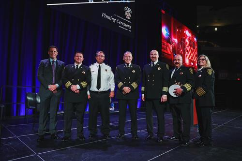 Chief Officers
