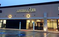 Road view of the Animal ER