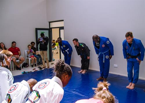 Lusaka BJJ Academy