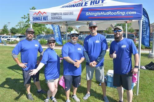 Meet the Shingle Hut Team 2019