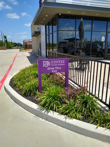 Dine in, on patio or drive thru!