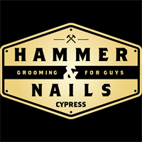 Hammer and Nails Grooming Shop for Guys