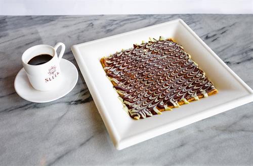 Triple Chocolate Crepe