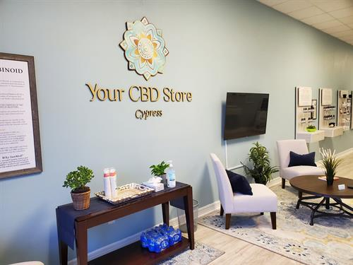 Welcome to Your CBD Store - Cypress