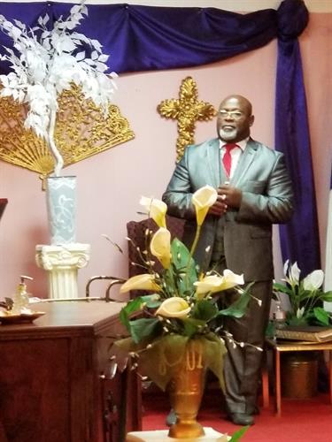 Pastor IsraelDivine