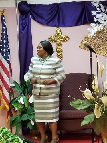 Pastor Mercy