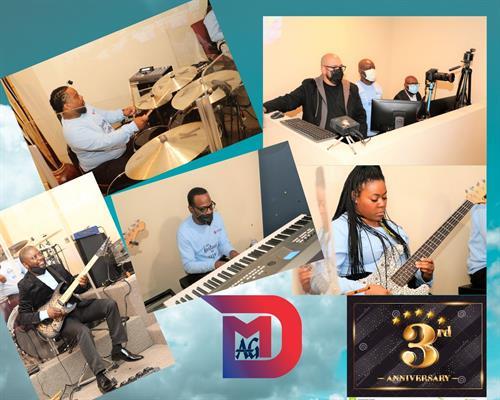 Music Team & Media