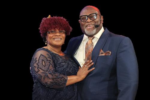 Senior Pastors: Rev. Dr. IsraelDivine & Mercy Kuyinu