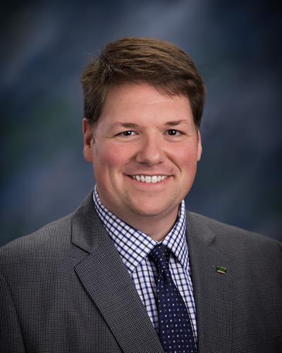 Nick Whittington, Vice President