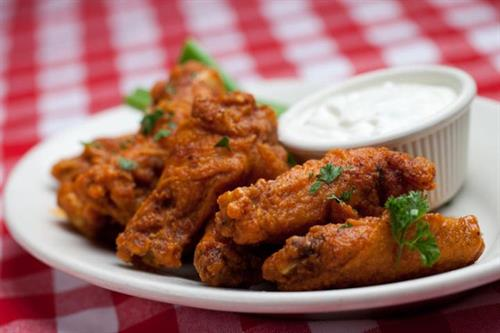 Sal & Mookie's Wings