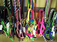 Full line of halters.