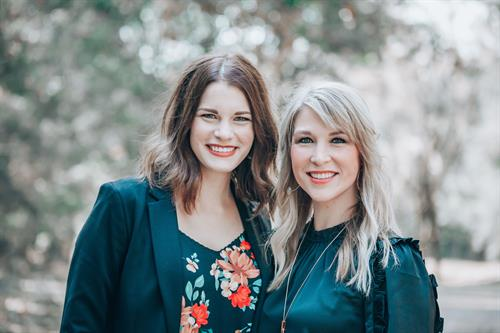 Dr. Erin Green and Dr. Emily Wilhite