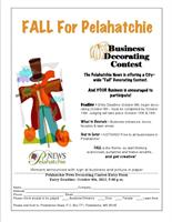 "Our ""Fall for Pelahatchie"" contest has been very popular!"