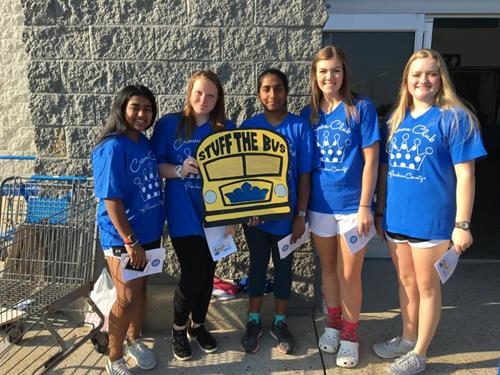 Stuff The Bus - Crown Club