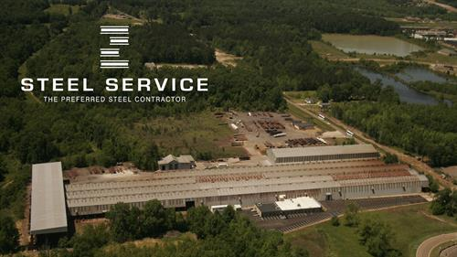 Steel Service located in Jackson, MS