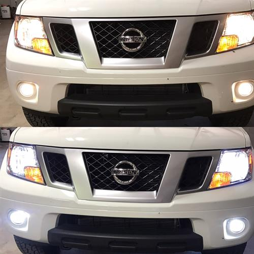 Headlight Upgrades