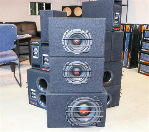 D D Audio Subwoofers