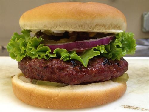 Smoked Burger