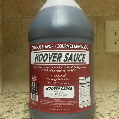 Hoover Sauce Gallon