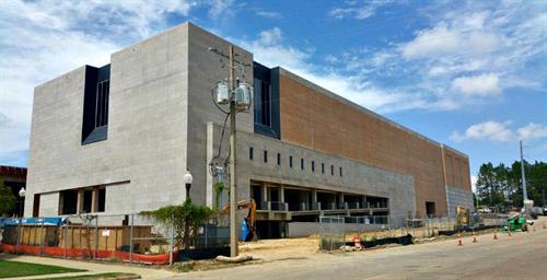 Progress on Civil Rights History Museum