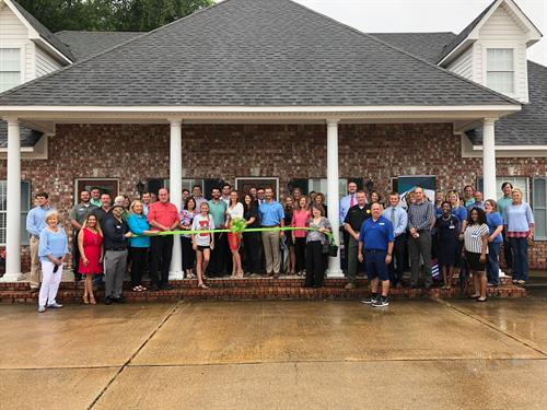 7-17-2018 Datin Medical Supply Ribbon Cutting