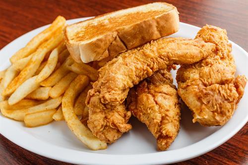 The Chicken Basket