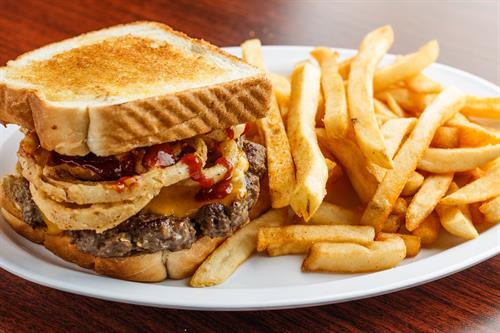 Steak House Burger