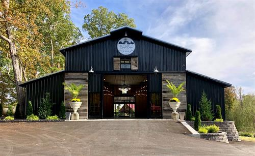 Wedding and Event Barn