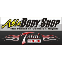 Ribbon Cutting - Able Body Shop and Total Truck Accessory Center